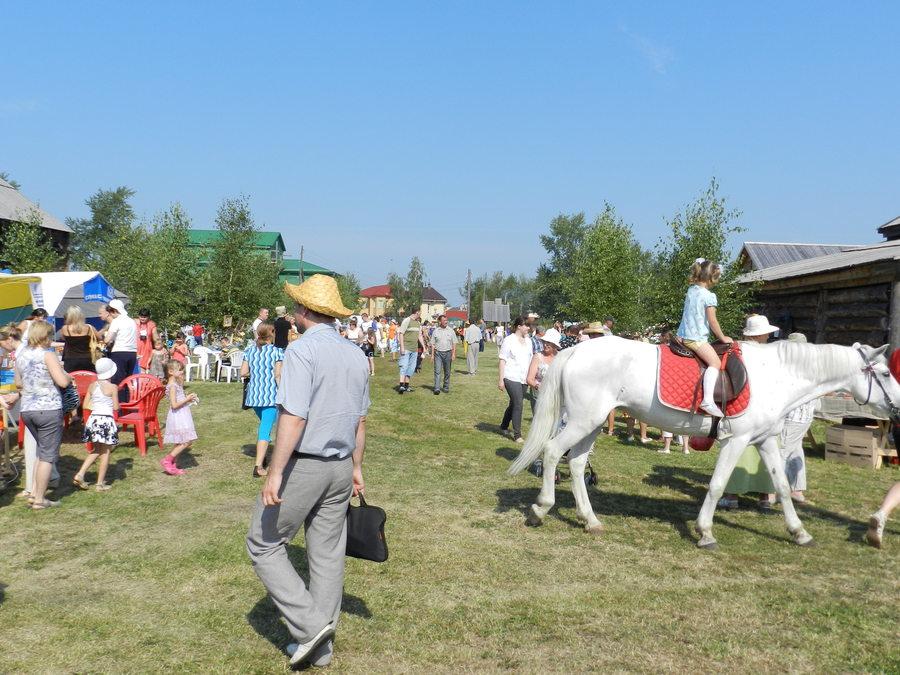 Кузнецы в Соликамске добавили жару к жаре